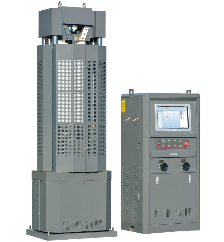 WEW-600B-钢绞线试验机