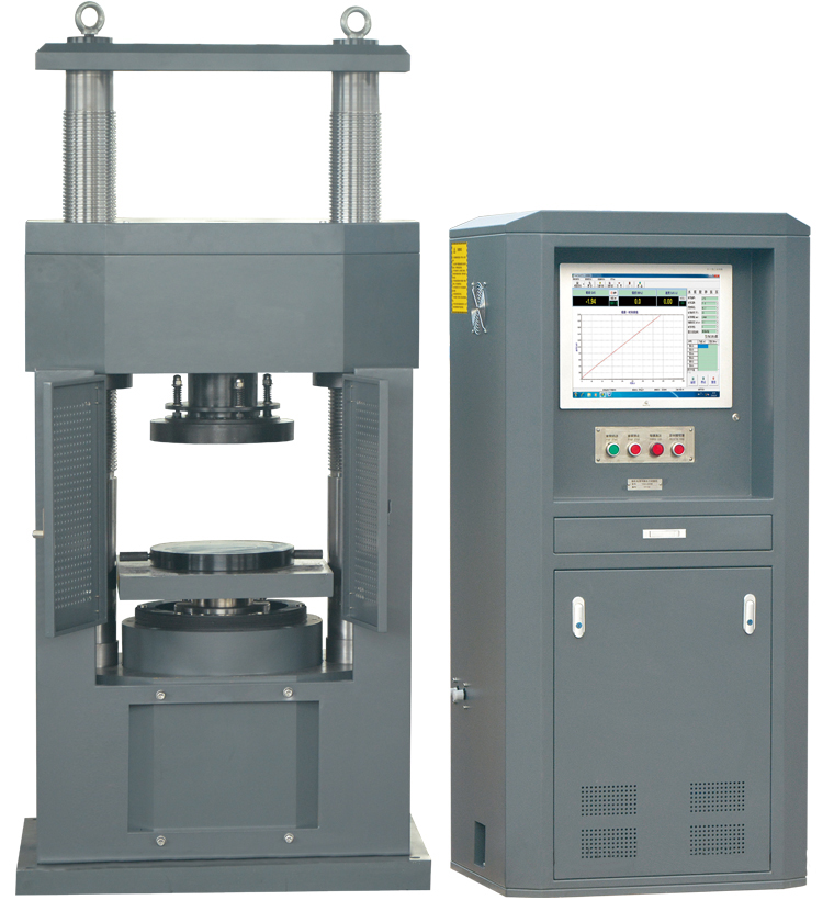 HYE-3000BD型电液伺服压力试验机