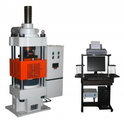 YAW-2000B微机控制电液式压力试验机