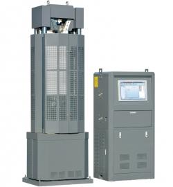 WAW-1000B-钢绞线试验机