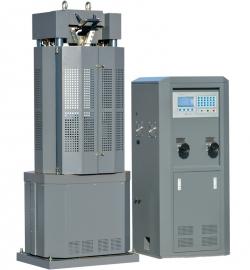 吉林WE-300B型电液式万能材料试验机