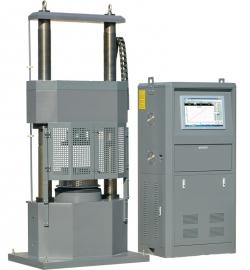 松原YAW-2000D型电液伺服压力试验机