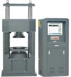 HYE-2000BD型电液伺服压力试验机