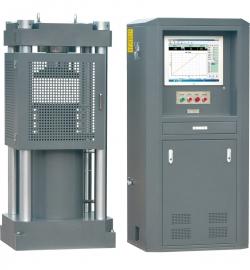 哈尔滨HYE-2000B型电液伺服压力试验机