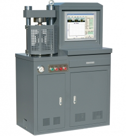 HYE-300型电液伺服压力试验机