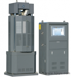 WAW-600B电液伺服万能材料试验机
