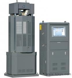 WAW-300B电液伺服万能材料试验机