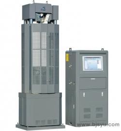 WAW-600B电液伺服钢绞线试验机