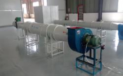 通风机空气动力性能检测试验台