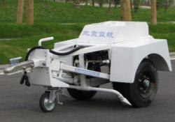 连续式横向力摩擦系数测试仪