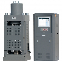 YAW-2000AM微机电液伺服压力试验机