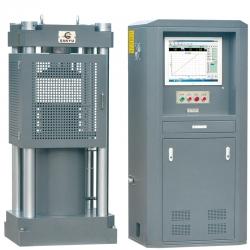 HYE-2000B微机电液伺服压力试验机