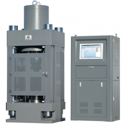 YAW-5000AM微机电液伺服压力试验机
