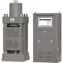 YAW-3000AM微机电液伺服压力试验机