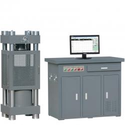 HYE-2000BS微机电液伺服压力试验机