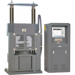 HYE-2000BD微机电液伺服压力试验机