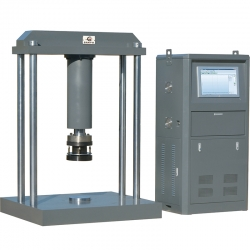 JAW-600A微机电液伺服井盖压力试验机