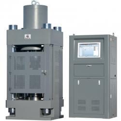 YAW-5000AM微机电液伺服锚板静载承压试验机