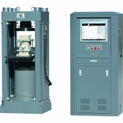HYE-2000TM混凝土静力受压弹性模量专用机