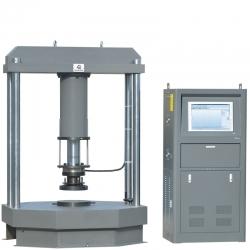 JAW-1000A微机电液伺服井盖压力试验机
