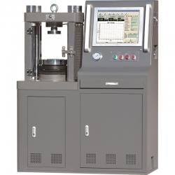 HYE-300F微机电液伺服压力试验机