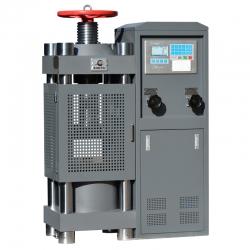 SYE-2000A(铝表)电液式压力试验机
