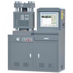 HYE-1000B微机电液伺服压力试验机