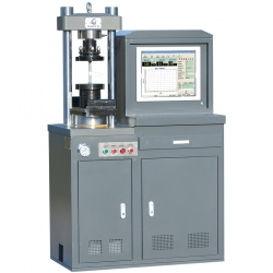 HYE-300(加高)微机电液伺服压力试验机