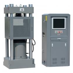 HYE-3000B微机电液伺服压力试验机