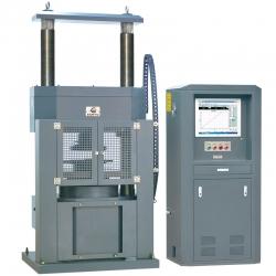 YAW-2000D电液伺服压力试验机